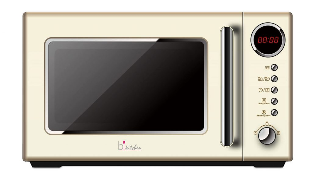 bikitchen cook Mikrowelle